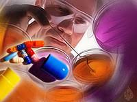 Антибиотики при бронхитах