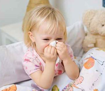 Лечение ОРЗ у ребенка