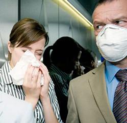 Симптомы и признаки атипичной пневмонии