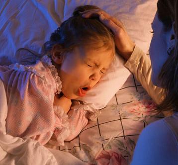 Симптомы коклюша у ребенка