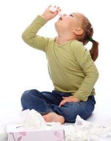 капли от насморка для детей