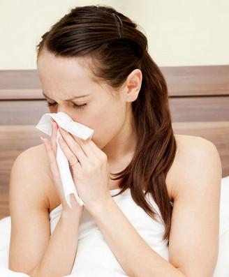 У ребенка 6 месяцев сильный кашель и насморк