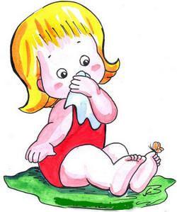 Почему заложен нос у детей без насморка