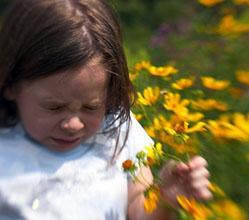 Симптомы аллергического ринита у детей