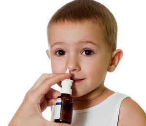 Применение Ринофлуимццила для детей