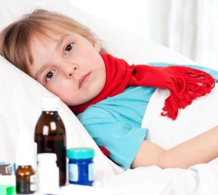Ребенок на домашнем лечении