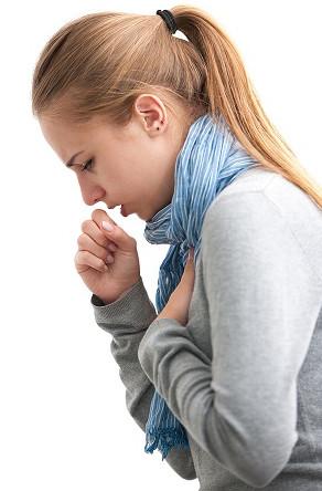 Как и почему возникает сухой кашель