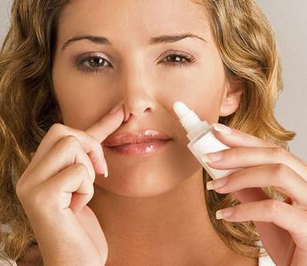 Противовирусные капли в нос