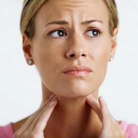 Первые признаки и симптомы ангины