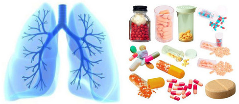 Лекарственные препараты для лечения бронхита
